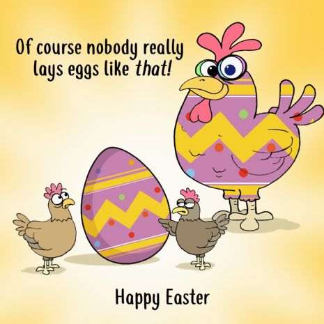 Funny Easter Cards. Funny Easter Day Cards. Humorous Greeting Cards. Animal Cards. Twizler.